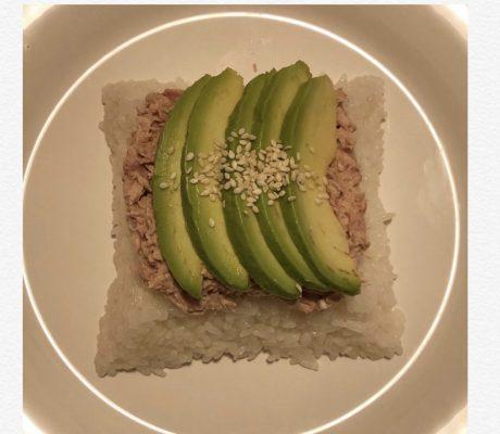 Riz pour sushi ou riz tartare